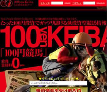 100円競馬トップイメージ