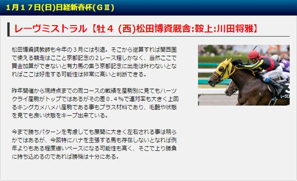 競馬サードステージの無料情報